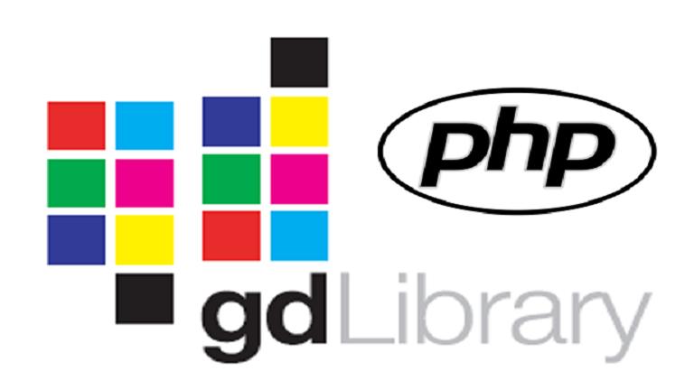 نصب GD Library در ویندوز