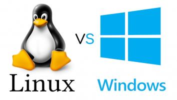 مقایسه امنیت ویندوز و لینوکس