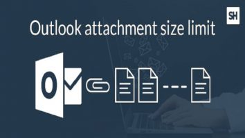 افزایش حجم ایمیل در Outlook