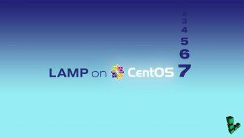 نصب LAMP در 7 CentOS