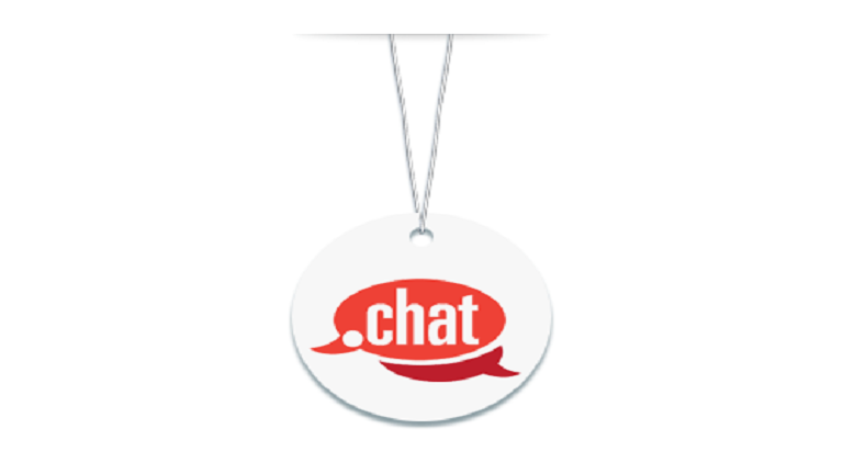 ثبت دامنه chat