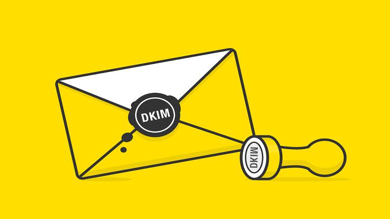 فعالسازی DKIM در دایرکت ادمین