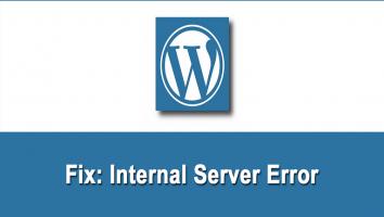 خطای  Internal Server Error در وردپرس