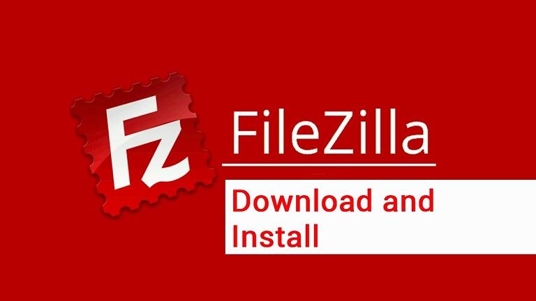 آموزش وصل شدن به filezilla