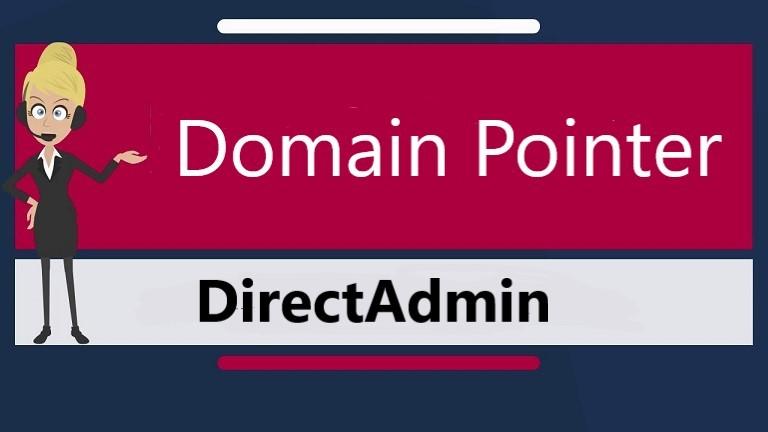 پارک دامنه (Domain Pointers) در دایرکت ادمین هاست لینوکس
