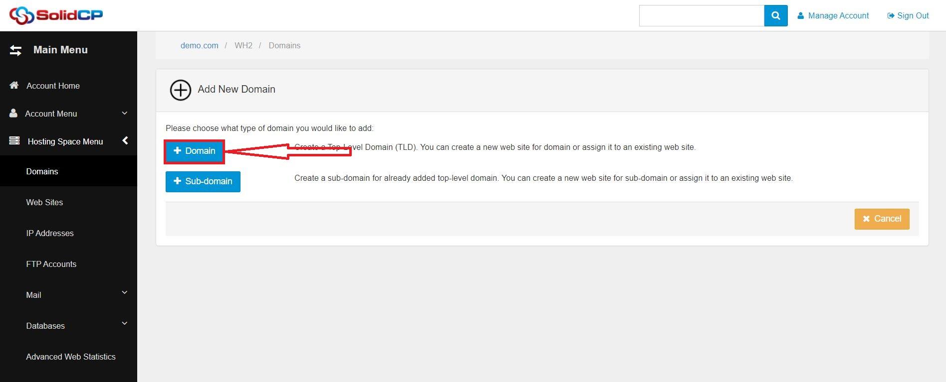 ساخت Domain Alias در هاست ویندوز