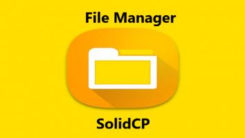 آموزش File Manager در SolidCP و هاست ویندوز