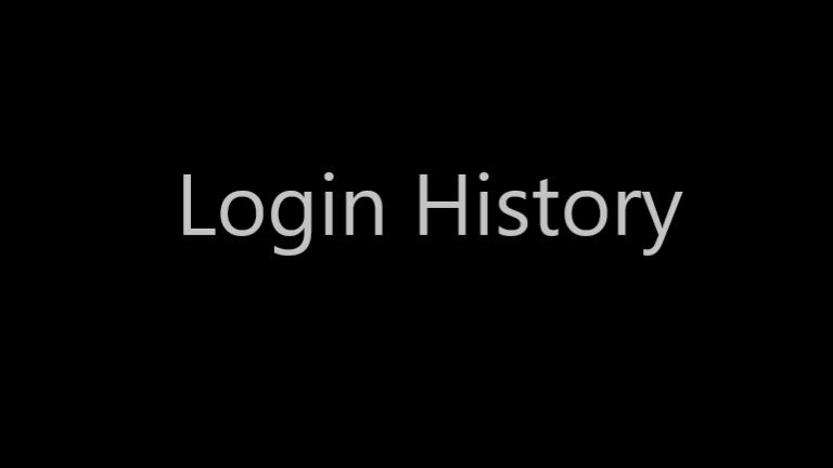 تاریخچه ورود افراد به دایرکت ادمین هاست لینوکس