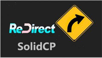 ریدایرکت دامنه در SolidCP هاست ویندوز