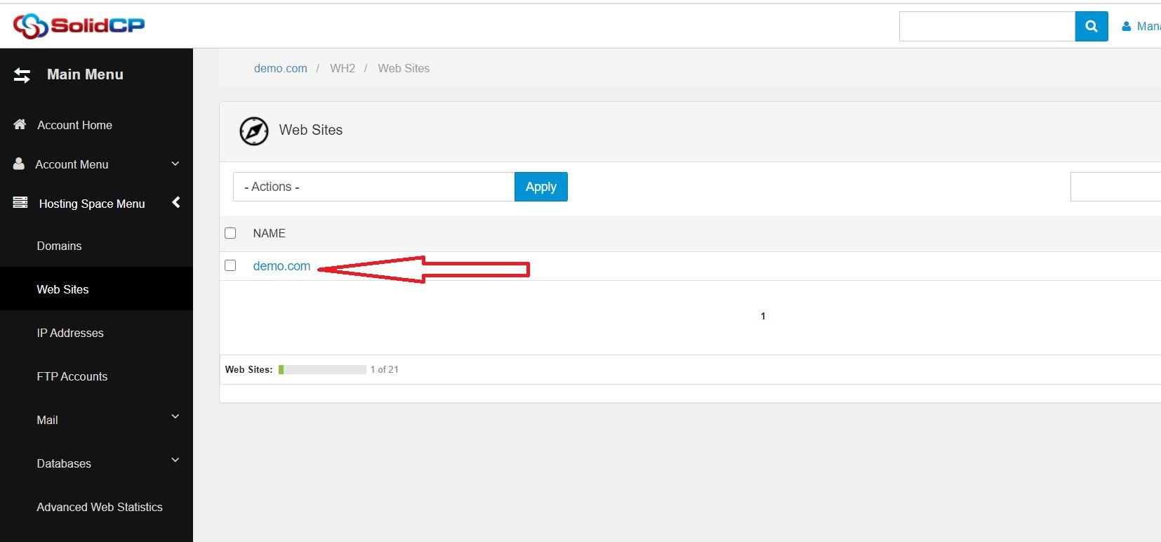 فعال کردن SSL در هاست ویندوز
