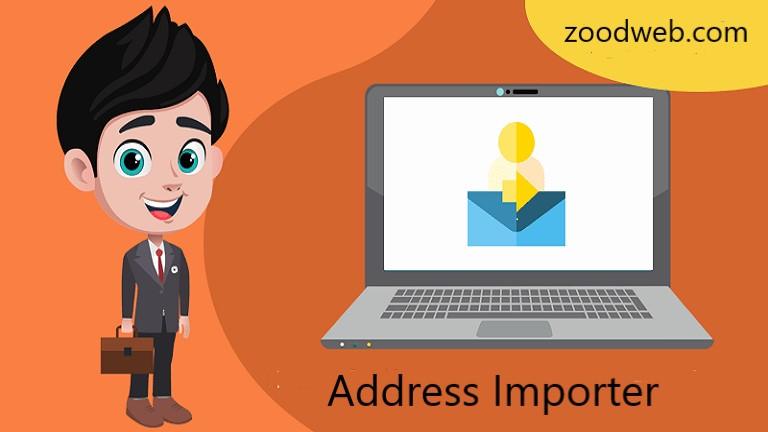 آموزش استفاده از Address Importer در سی پنل
