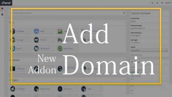 ایجاد Addon Domains در cPanel هاست لینوکس