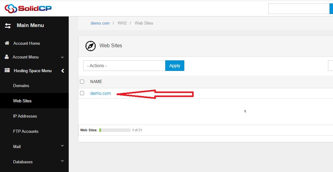 مدیریت صفحات خطا در هاست ویندوز