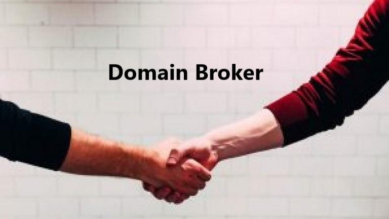 استفاده از سرویس Domain Broker