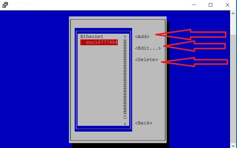 آموزش ست کردن IP در LINUX به صورت گرافیکی