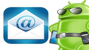 فعال کردن ایمیل در گوشی اندروید / Android